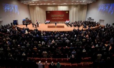 """العراق: محاولات """"يائسة"""" لتقديم مرشحي الوزارات الشاغرة في جلسة للبرلمان"""