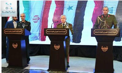 إيران والاستثمار في البيئة العربية المضطربة