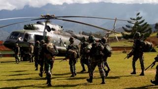 التمرد الانفصالي في بابوا يصطدم بصخرة السيادة بإندونيسيا