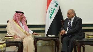تنافس بين طهران والرياض على إنشاء مدن تجارية مشتركة مع بغداد