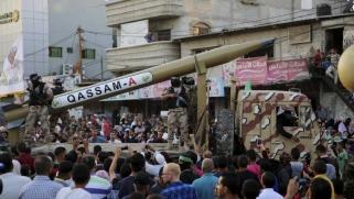 صاروخ تل أبيب يجر قطاع غزة لتصعيد إسرائيلي