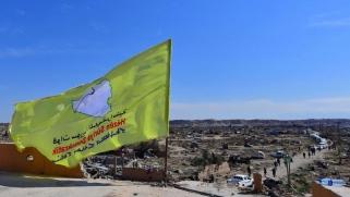 """إعلان الهزيمة النهائية لدولة """"الخلافة"""" في معقلها الأخير شرق سوريا"""