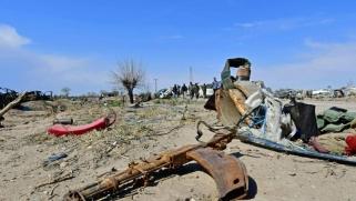 حلم خلافة داعش ينتهي عند شمال سوريا