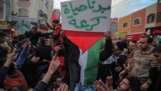 """""""بدنا نعيش"""".. هل يتطور إلى """"ربيع"""" ضد حماس في غزة؟"""