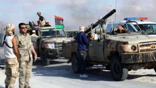 ترقب في ليبيا بعد خروج أرتال عسكرية ضخمة من الشرق