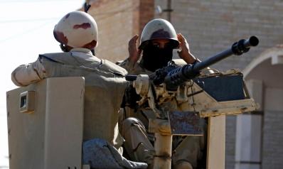 الجيش المصري يعلن حصيلة كبيرة للقتلى بصفوف المسلحين في سيناء