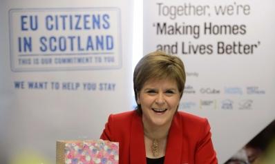اسكتلندا تلعب لعبة التوازن بين بريكست والاستقلال
