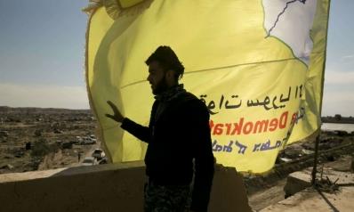 استمرار الدعم الفرنسي للأكراد يثير غضب تركيا