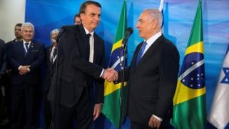 البرازيل تتراجع عن نقل سفارتها وتفتح بعثة تجارية بالقدس