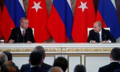 منها التعاون الدفاعي.. هذا أبرز ما تناوله بوتين وأردوغان في موسكو