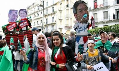 الحراك الشعبي يسحب القوى الكلاسيكية في الجزائر إلى الظل