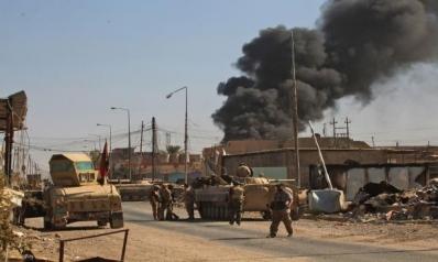 """مطالبات بإغلاق المقرات الوهمية لـ""""الحشد الشعبي"""" في الموصل"""