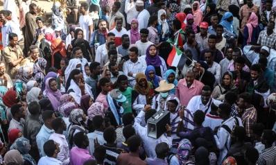 جداريات توثق الثورة السودانية وأحلامها