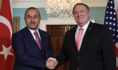 بومبيو يحذر تركيا من أي عمل عسكري أحادي في سوريا