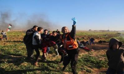 انعكاس على القضية الفلسطينية