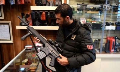 اقتناء الأسلحة خيار سكان الموصل لتأمين أنفسهم من خطر الإرهاب