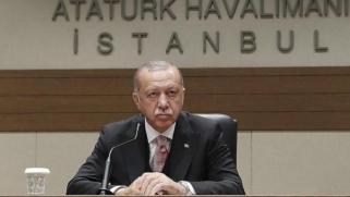 إردوغان يناقش اليوم مع بوتين عملية عسكرية تركية في سوريا