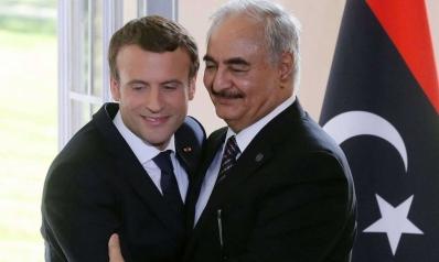 باريس تدعم معركة حفتر ضد الميليشيات