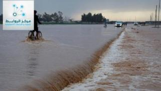 كارثة السيول القادمة إلى العراق ناقوس خطر يطرق أبواب المدن العراقية