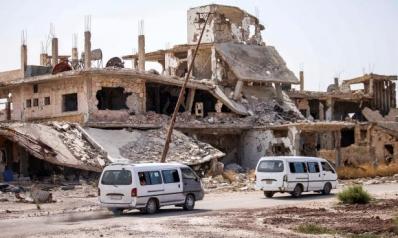 محاولة روسية لتطويق تجاوزات النظام في درعا