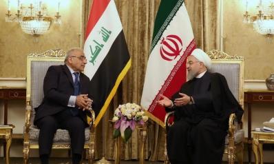 عبد المهدي في طهران وأنباء عن مبادرة للتقريب مع السعودية