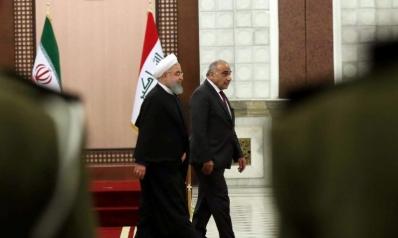عادل عبدالمهدي لا يحمل وعودا لإيران بشأن العقوبات