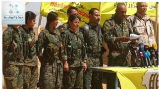 """نهاية داعش تضع """"قسد"""" امام تحدي جديد"""