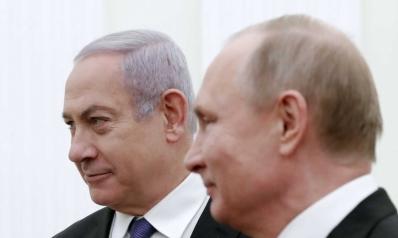 نتنياهو في موسكو بعد تسريبات عن خطة إسرائيلية لحل الأزمة السورية