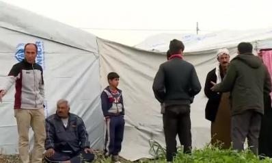 نازحون: شظف العيش بالمخيم خير من عودة لموصل غير آمنة