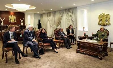 ليبيا: دعم فرنسا لحفتر ليس «خطة خفيّة»