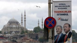 أردوغان يرفض الانتقادات الدولية لقرار إعادة انتخابات اسطنبول