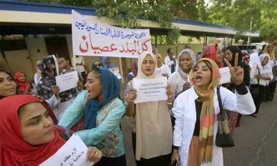 إضراب السودان: رسائل بليغة إلى الداخل والخارج