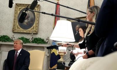 4 خطوات للإعلام الأميركي لمنع حرب ترامب على إيران