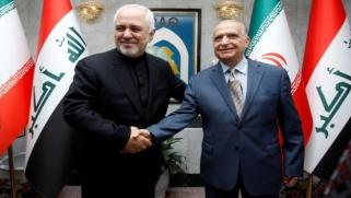 وزير الخارجية العراقي: نقف مع طهران ضد العقوبات الأمريكية