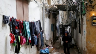 اللاجئون الفلسطينيون في لبنان متمسكون بحق العودة ويعتبرون ترامب عدوا