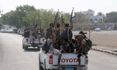 انسحاب جزئي للحوثيين من موانئ الحديدة