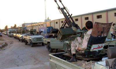 حفتر في أوروبا وقوات الوفاق تقتل وتأسر عددا من جنوده