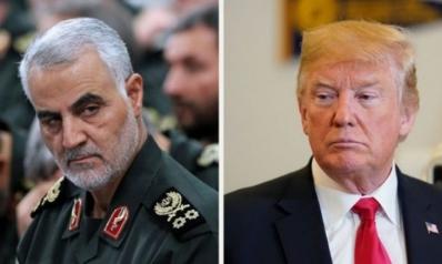 رسالة تحذيرية للجنرال قاسم سليماني.. وإيران ستمتحن إرادة ترامب