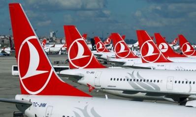 الخطوط التركية تدفع ثمن التوسع الاستعراضي