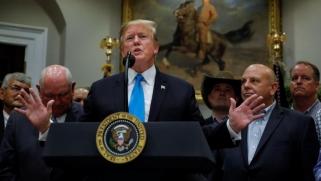 ترامب: لا أرى حاجة لإرسال قوات جديدة للشرق الأوسط