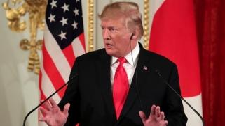بعد أسابيع من التصعيد.. ترامب: لا نرغب بتغيير النظام في إيران