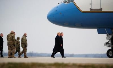 خطة جديدة على مكتب ترامب.. نشر قوات لمواجهة إيران في حالتين