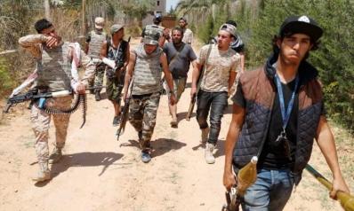 ماذا وراء سعي حفتر لوقف إطلاق النار في طرابلس؟