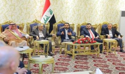 """صراع على وراثة """"المحور الوطني"""" في المناطق العراقية المحررة: الطريق للوزارة"""