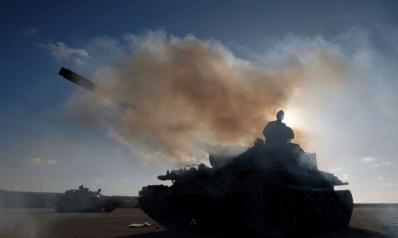 الجيش الليبي يُفشل هجوما مباغتا على المنطقة العسكرية في سبها