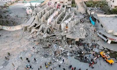 «حمام دم» جديد في أكبر سجن في العالم: غزة!