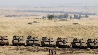 تلال الضفة والجولان حدود أمنية لإسرائيل في الشرق الأوسط!