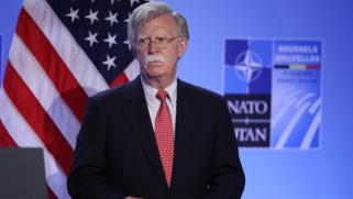بولتون: معلومات استخبارية دقيقة تؤكد الخطر الإيراني