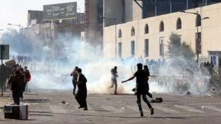 العراق: رسائل عبر الكاتيوشا