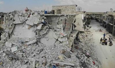 الأسد يهاجم نقاط المراقبة التركية في إدلب والروس يردون بقصف «الإرهابيين»